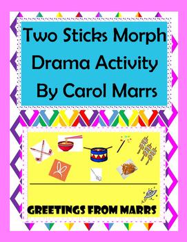 Drama Game-Two Sticks Morph