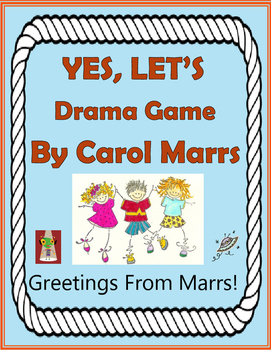 Drama Game-Yes, Let's