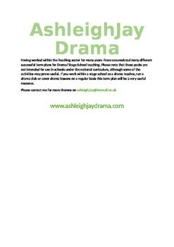 Drama Games & Activities