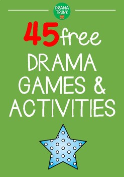 Drama Games & Activities for High School (volume 1)