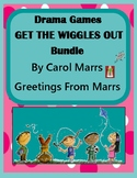 Drama Games GETTING THE WIGGLES OUT BUNDLE