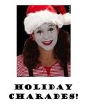Christmas Charades!