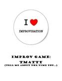 Drama Games: TMATTY Improvisation Game