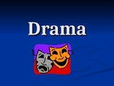 Drama, History of Drama,Origins of Drama (Greek, Roman, Re