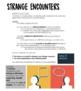 Drama - First Presentation -Strange Encounters Presentation