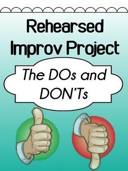 Drama - Improv project