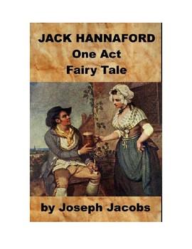 Drama- Jack Hannaford - One Act Fairy Tale