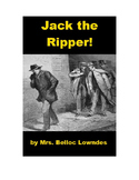 Drama - Jack the Ripper!  - based on The Lodger
