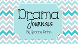 Drama Journal Assignment