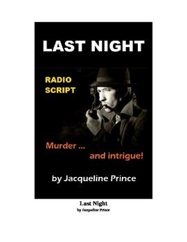Drama - Last Night - Murder Mystery