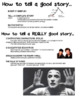 Drama - Mime Handout (for high school)