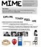 Drama - Mime Handout