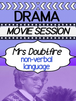Drama - Movie Guide for high school - Mrs Doubtfire