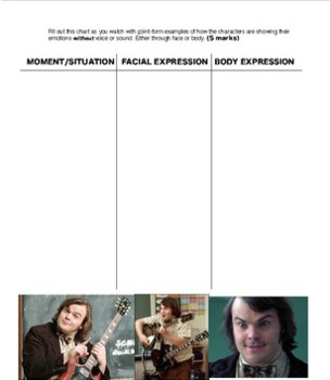 Drama - Movie Guide -  Physical Comedy - School Of Rock