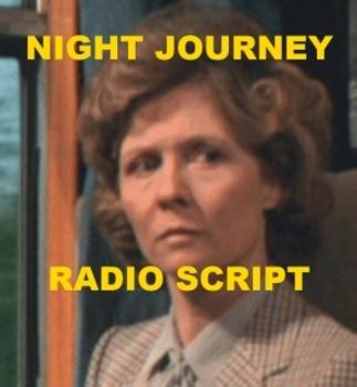 Drama - Night Journey - mystery script