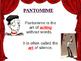 Drama - Pantomime  - The Art of Silence