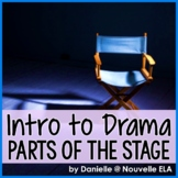 Drama: Parts of the Stage