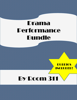 Drama Performance Bundle