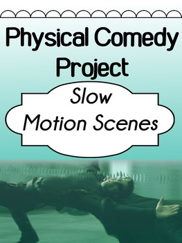 Drama - Mime Project - Slow Motion Scenes