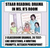 STAAR Expository and Drama Practice