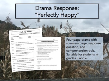 Drama Response: Perfectly Happy