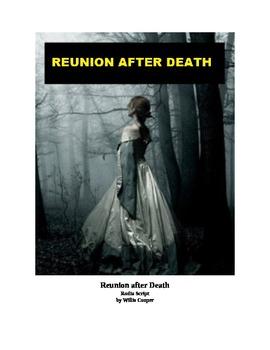 Drama - Reunion After Death - Halloween script