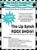 "Drama ""Rock Show"" Basic Acting Project"