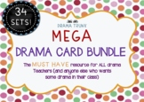 Drama / Role Play Cards MEGA BUNDLE (Drama Cards + Suggested Drama Activities)