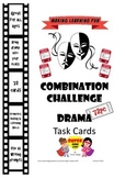 Drama Role Play or WritingTask Cards-Combination Improv Challenge-72pc