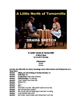 Drama Sketch - A Little North of Turnerville