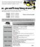 Drama - So You Want To Keep Taking Drama?  Course INFO handout