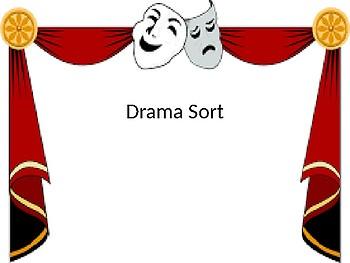 Drama Sort
