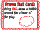 Drama Task Cards- Use With Any Piece of Drama