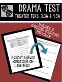 Drama Test