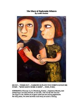 Drama - The Diary of Sophronia Winters - Radio Script