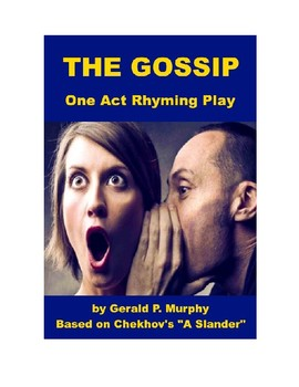 Drama - The Gossip - One Act Rhyming Play for Kids