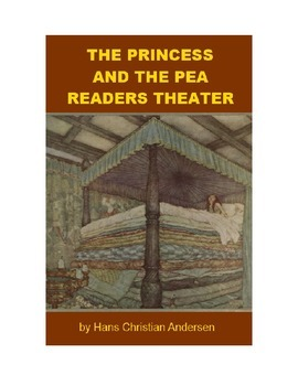 Drama - The Princess and the Pea - One Act