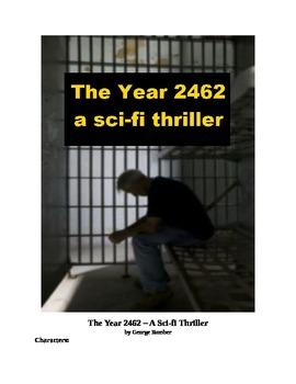 Drama - The Year 2462 - A Sci-fi Thriller