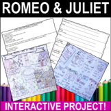 Drama, Theatre Arts, Romeo and Juliet Project