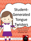 Drama Tongue Twisters