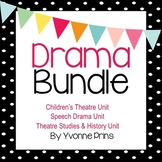 Drama Unit Bundle 2