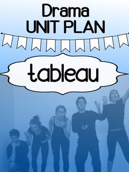 Drama - Unit Plan - Tableau