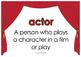 Drama Vocabulary (People)