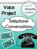 Drama - Voice Project - Telephone Conversations (my #1 fav