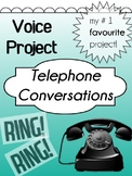 Drama - Voice Project - Telephone Conversations (my #1 fav