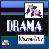 Drama Role Play Activities and Warm Ups