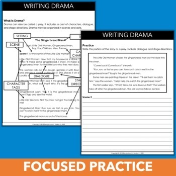 Fairy Tale Activities: Writing Plays