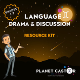 Drama & Discussion Kit | Develop Speaking & Listening Skil