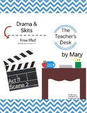 Drama and Skits: Know What!