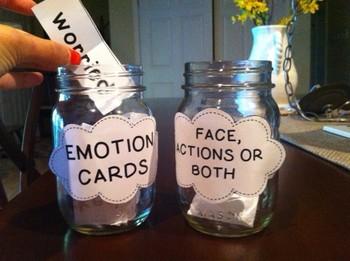 Drama in a Jar {Brain Breaks Too!}